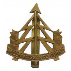 Reconnaissance Corps Cap Badge