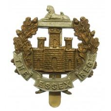8th (Cyclist) Bn. Essex Regiment Cap Badge