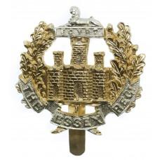 Essex Regiment Anodised (Staybrite) Cap Badge