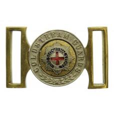 Coldstream Guards Officer's Waist Belt Clasp
