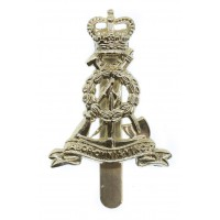 Pioneer Corps Anodised (Staybrite) Cap Badge