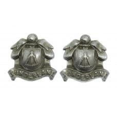 Pair of Sunderland Borough Police Collar Badges