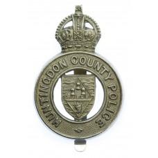 Huntingdon County Police (Huntingdonshire County Constabulary) Ca