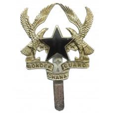 Ghana Border Guard Cap Badge