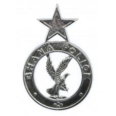 Ghana Police Cap Badge