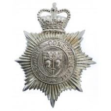 Cheshire Constabulary Helmet Plate - Queen's Crown