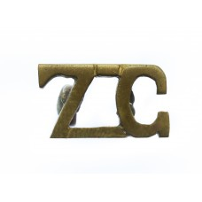 7th Gurkha Rifles (7G) Shoulder Title
