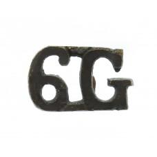 6th Gurkha Rifles (6G) Shoulder Title