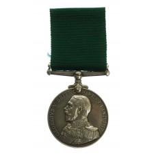 George V Royal Naval Reserve Long Service & Good Conduct Meda