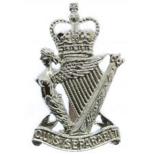 Royal Ulster Rifles Anodised (Staybrite) Cap Badge