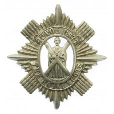 4th Volunteer Battn. Royal Scots Glengarry Badge