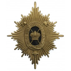 Victorian Her Majesty's Reserve Regiment of Lancers Helmet Plate