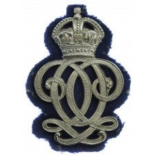 7th Queen's Own Hussars N.C.O.'s Arm Badge - King's Crown