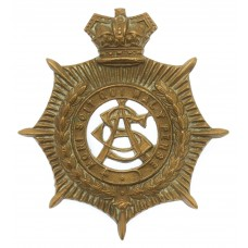 Victorian Army Service Corps (A.S.C.) Cap Badge