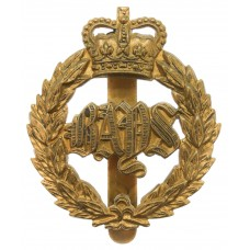 2nd Dragoon Guards (The Bays) Cap Badge - Queen's Crown