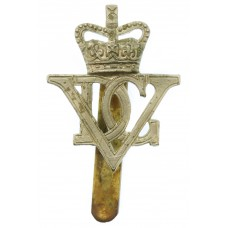 5th (Royal Inniskilling) Dragoon Guards Cap Badge - Queen's Crown