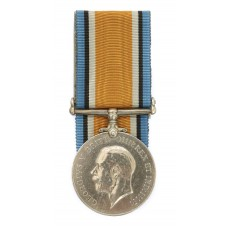 WW1 British War Medal - Pte. H.H. Smith, 2nd/5th Bn. King's Own Y
