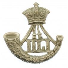 Victorian Durham Light Infantry (D.L.I.) Cap Badge