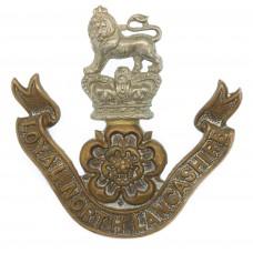 Victorian Loyal North Lancashire Regiment Cap Badge