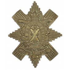 Victorian Black Watch (The Royal Highlanders) Cap Badge