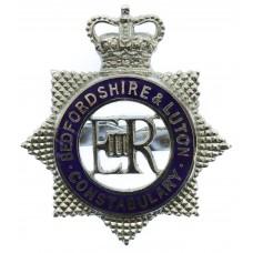 Bedfordshire & Luton Constabulary Senior Officer's Enamelled