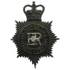 Cumberland, Westmoreland & Carlisle Constabulary Night Helmet