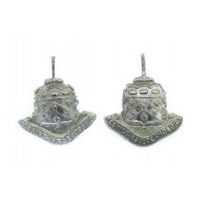 Pair of Bootle Borough Police Collar Badges