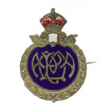 Metropolitan Police Athletics Association Enamelled Lapel Badge