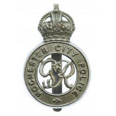 George VI Rochester City Police Cap Badge