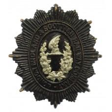 London Midland & Scottish (L.M.S.) Railway Police Helmet Plat