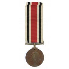 George V Special Constabulary Long Service Medal - David Kydd
