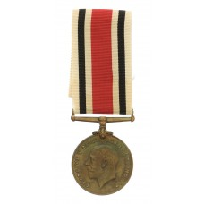 George V Special Constabulary Long Service Medal - Henry L. Gibbs
