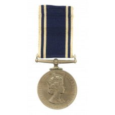 Elizabeth II Police Exemplary Long Service & Good Conduct Medal - Constable Gwynfor Miles