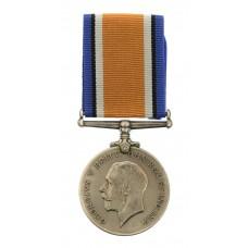 WW1 British War Medal - Pte. H. Marrows, King's Own Yorkshire Lig