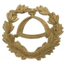7th Bn. Hampshire Regiment Cap Badge