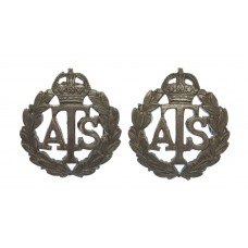 Pair of Auxiliary Territorial Service (A.T.S.) Officer's Service