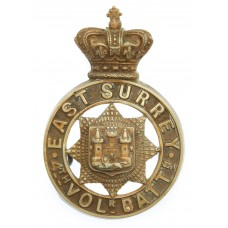 Victorian 4th (Clapham Junction) Volunteer Bn. East Surrey Regime