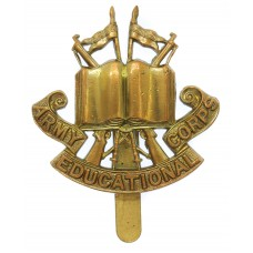 Army Educational Corps Cap Badge (1st Pattern)