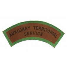 Auxiliary Territorial Service A.T.S. (AUXILIARY TERRITORIAL/SERVI