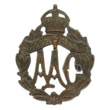 Queen Mary's Army Auxiliary Corps (Q.M.A.A.C.) Officer's Service