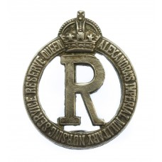Queen Alexandra's Imperial Military Nursing Service Reserve Colla