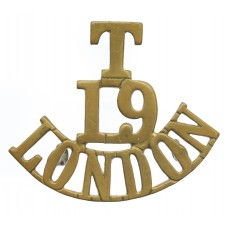 19th County of London Bn. (St. Pancras) London Regiment (T/19/LON