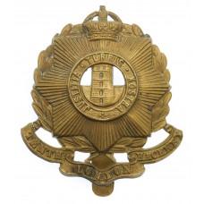 10th County of London Bn. (Hackney Rifles) London Regiment Cap Ba