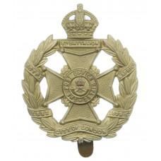 8th City of London Bn. (Post Office Rifles) London Regiment Cap B