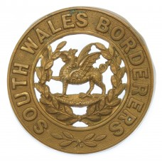 South Wales Borderers Helmet Plate Centre
