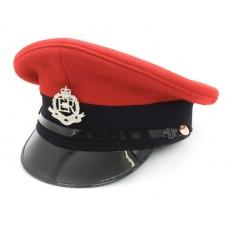 Royal Military Police (R.M.P.) Peak Cap (Post 1953)
