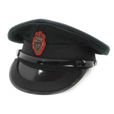 Royal Ulster Constabulary (R.U.C.) Inspector's Peak Cap