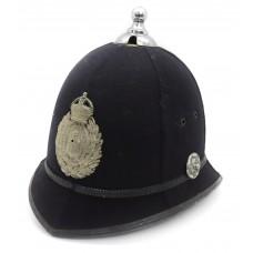 Sunderland Borough Police Ball Top Helmet (Pre 1953)