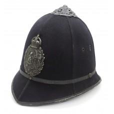 Sunderland Borough Police Rose Top Helmet (Pre 1953)