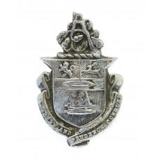 Accrington Borough Police Collar Badge